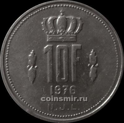 10 франков 1976 Люксембург.
