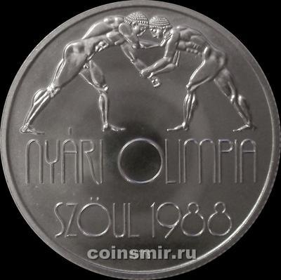 500 форинтов 1987 Венгрия. Олимпиада 1988 в Сеуле.
