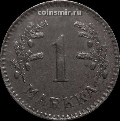1 марка 1948 L Финляндия.