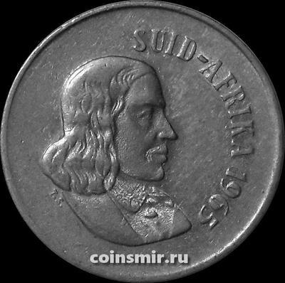 10 центов 1965 Южная Африка.