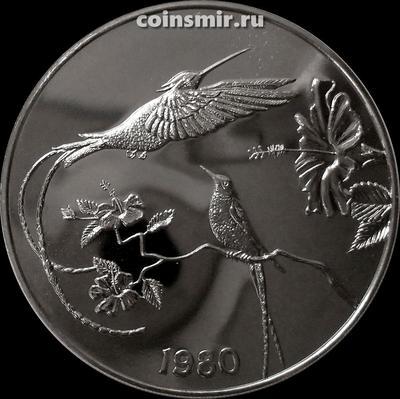 10 долларов 1980 Ямайка.
