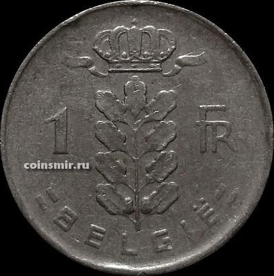 1 франк 1952 Бельгия. BELGIE.
