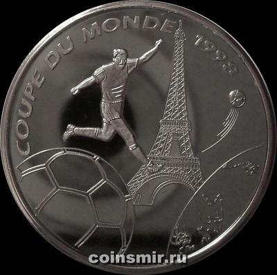 Жетон. Чемпионат мира по футболу 1998 во Франции.