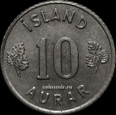 10 эйре 1966 Исландия.
