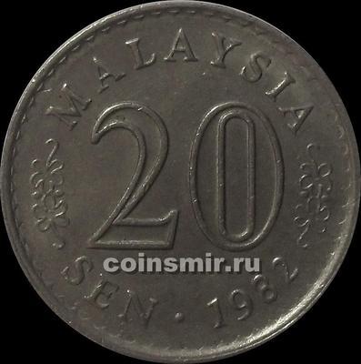 20 сен 1982 Малайзия.