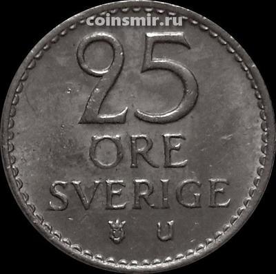 25 эре 1967 U Швеция.