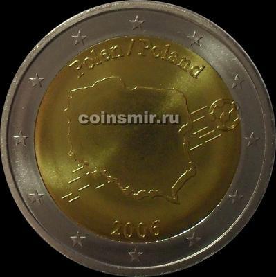 Жетон. Чемпионат мира по футболу 2006. Польша.