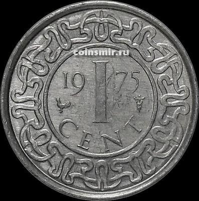 1 цент 1975 Суринам.