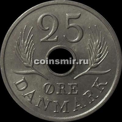 25 эре 1968 Дания.
