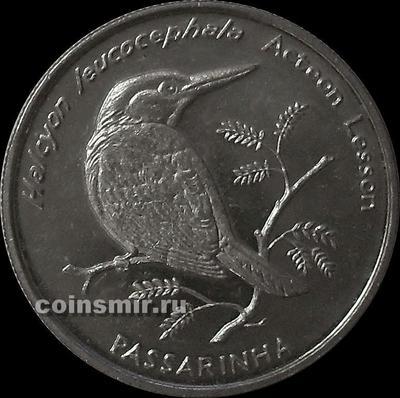 10 эскудо 1994 Кабо-Верде. Птица.