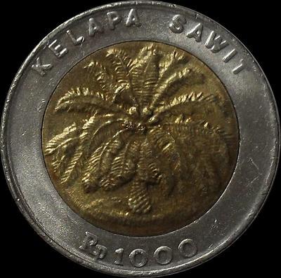 1000 рупий 1996 Индонезия. XF