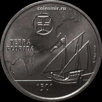 200 эскудо 2000 Португалия. Открытие Флориды.
