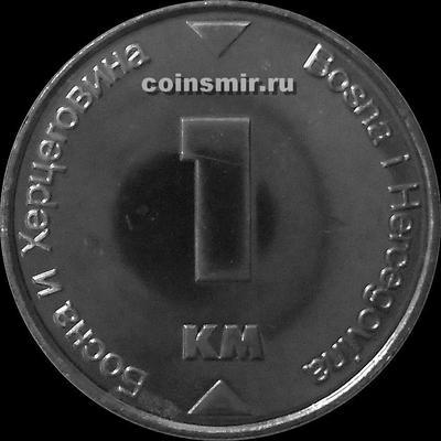 1 марка 2009 Босния и Герцеговина. (в наличии 2007 год)
