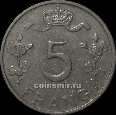 5 франков 1949 Люксембург.