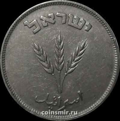 250 прут 1949 Израиль. С точкой.