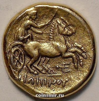 Жетон в виде старинной римской монеты. Коллекция ВР.