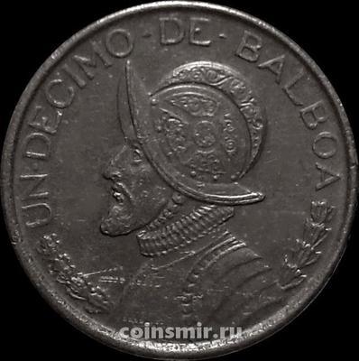 1/10 бальбоа 2008 Панама.