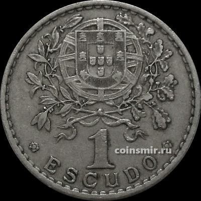 1 эскудо 1965 Португалия.