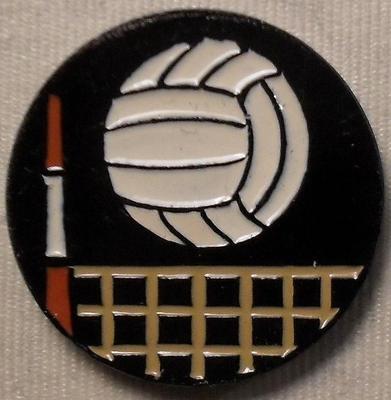 Значок Волейбол. ЭТПК.