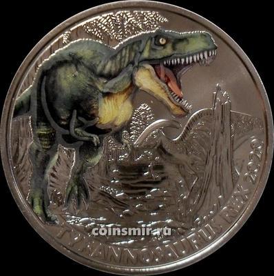 3 евро 2020 Австрия. Тираннозавр Рекс.