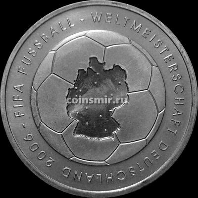 10 евро 2003 Германия. Чемпионат мира по футболу 2006 в Германии. Дефект гурта.