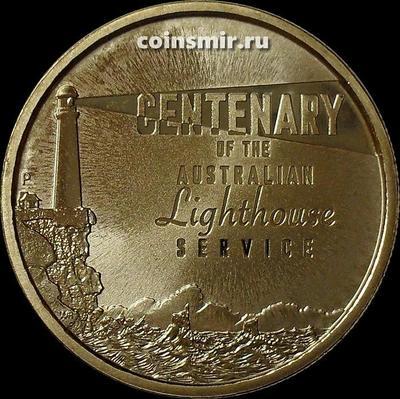 1 доллар 2015 Австралия. Маяк.