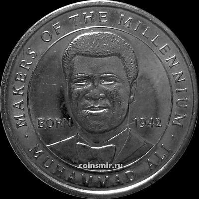 Жетон Мухаммед Али. Миллениум 2000.