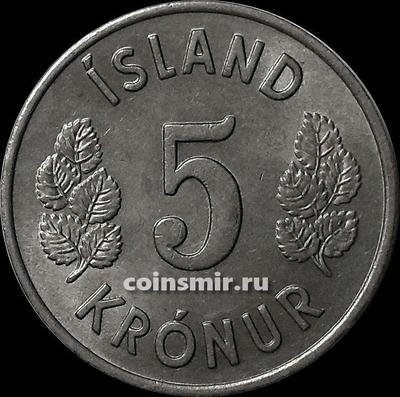 5 эйре 1969 Исландия.