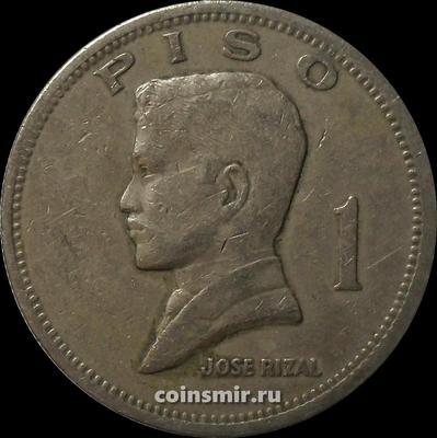 1 песо 1972 Филиппины.