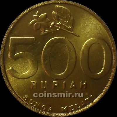 500 рупий 1997 Индонезия.