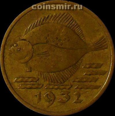 5 пфеннигов 1932 Данциг.