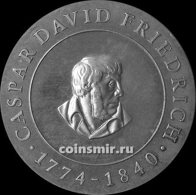 10 марок 1974 ГДР. 200-ая годовщина со дня рождения художника - Гаспара Давида Фридриха.
