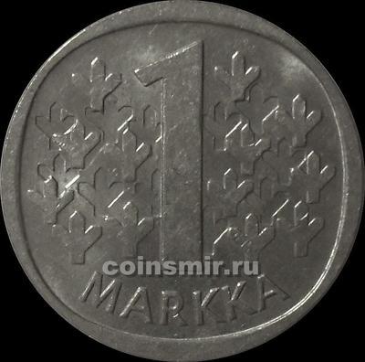 1 марка 1971 S Финляндия.