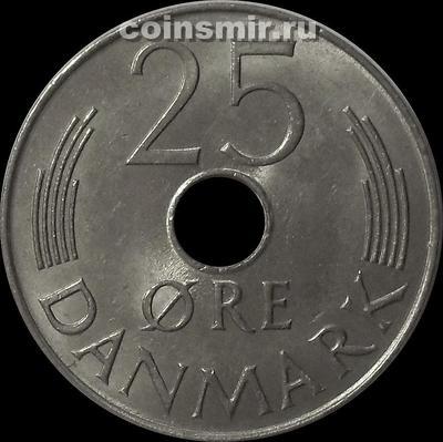 25 эре 1979 Дания.