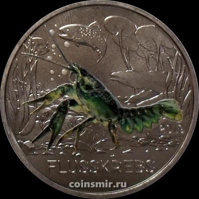 3 евро 2019 Австрия. Рак.