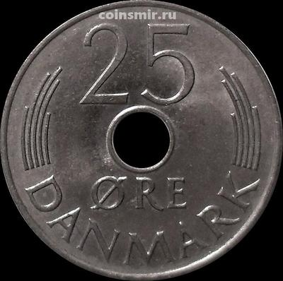 25 эре 1978 S,B Дания.
