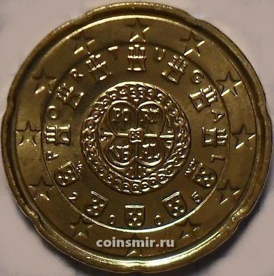 20 евроцентов 2005 Португалия.