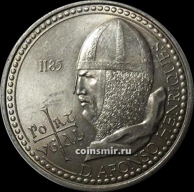 100 эскудо 1985 Португалия. Король Альфонсо Энрике.