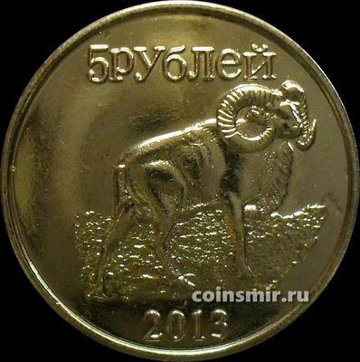 5 рублей 2013 республика Саха (Якутия). Баран.