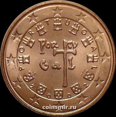 5 евроцентов 2002 Португалия.