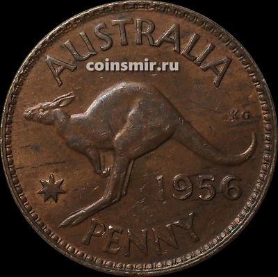 1 пенни 1956 Австралия.