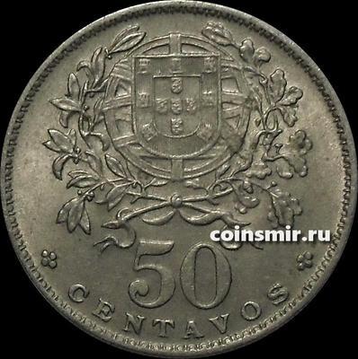 50 сентаво 1964 Португалия.
