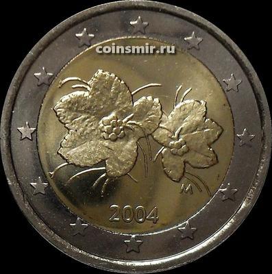 2 евро 2004 Финляндия.
