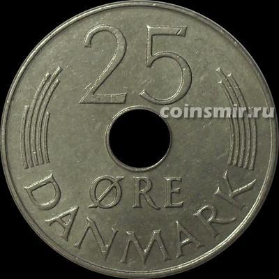 25 эре 1973 Дания.