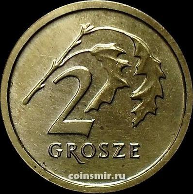 2 гроша 2014 Польша.