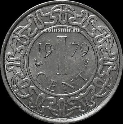 1 цент 1979 Суринам.