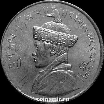1/2 рупии 1950 Бутан.