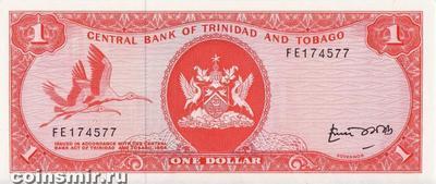 1 доллар 1964 Тринидад и Тобаго.