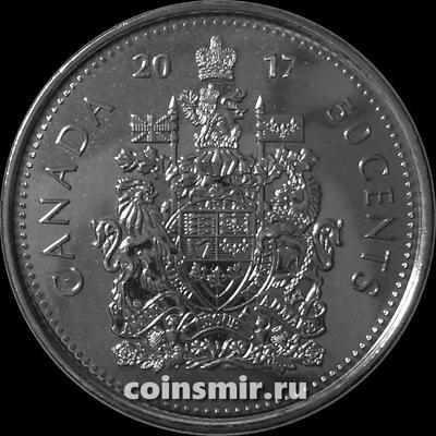 50 центов 2017 Канада.