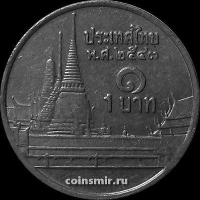 1 бат 2000 Таиланд.